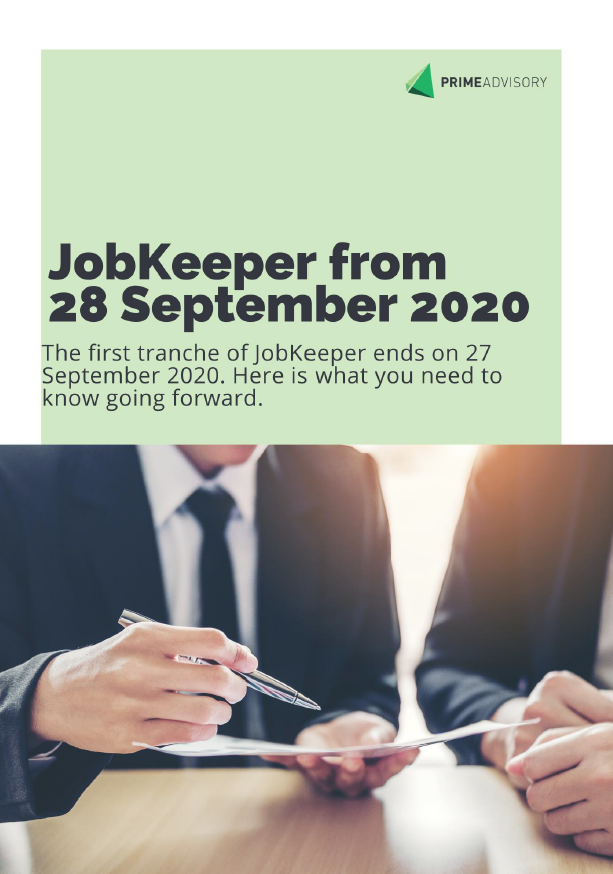 Download our JobKeeper 2.0 Guide Today!